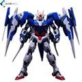 Marca Daban Anime 1/100 MG 00R Raiser Gundam com luz LED Action Figure combate Robot montar brinquedos coleção