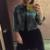 Moda 2017 Mujeres del Resorte Pantalones Vaqueros Flojos del Dril de algodón Chaqueta de Las Mujeres Chaqueta Corta de la Mezclilla chaquetas Básicas para las mujeres Outwear Plus Size S-4XL