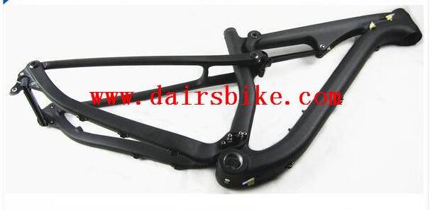 Free Shipping full suspension 29er carbon frame carbon MTB frame mtb carbon mountain bike frame 29er Shock proof frame цена