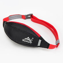 Waterproof waist pack for Men Women Fanny Pack Bum Bag Hip Money Belt travel Mobile Phone Bag