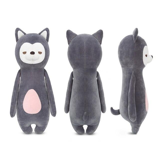 28cm Kawaii animal plush dolls kids stuffed toys for children soft comfort baby toys Cows/rabbit/fox/teddy bear