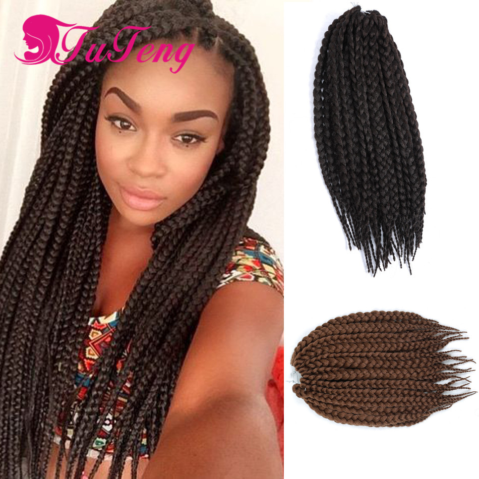 box braids african braids senegalese twist hair extension ...