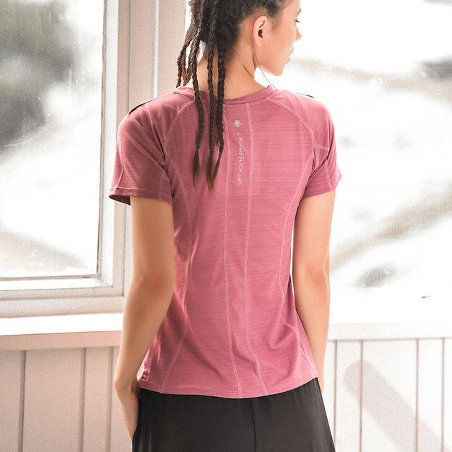 V Neck Yoga Slim Crop Top  Workout  Yoga Vest