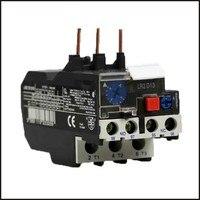 Interruptor de alimentación de CORRIENTE CONTINUA de CA CJX2 contactor LC1D JRS1 relé 3UA relé térmico 220 V 48 V LR2 JR36 relé Intermedio JR28-13 2.5-4A