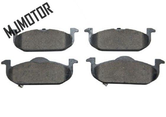 Plaquettes de frein avant set auto voiture PAD KIT-FR frein à disque pour chinois SAIC MG3 MG5 ROEWE 350 pièce Automobile 10163252 - 2