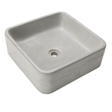 Square sink mold bathroom pot molds concrete craft moulds Wash Basin silicone mould with wooden frame