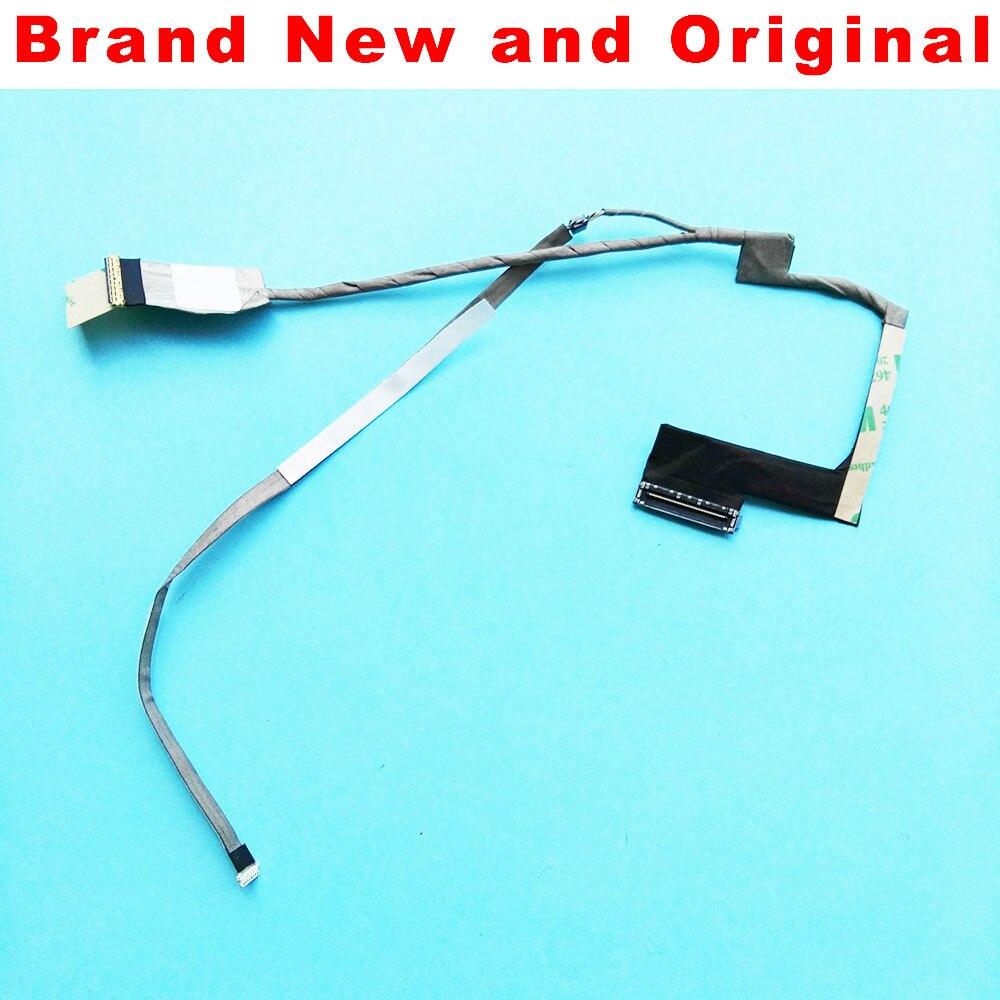 Новый оригинальный кабель ЖКД для ноутбука Dell Latitude E5530 LED LCD LVDS видео кабель DC02C002H00 QXW10 0P2FG7 P2FG7