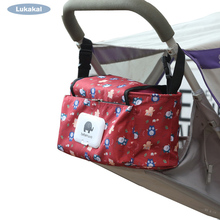 Baby Stroller Bag Organizer Pram Hangning Storage Bottle Diapers Bag Baby Mother Nappy Messenger Accessories Baby Children Care