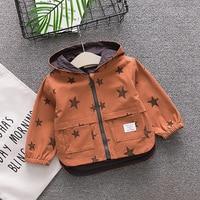 spring children's clothing boys baby jacket Korean children's leisure jacket