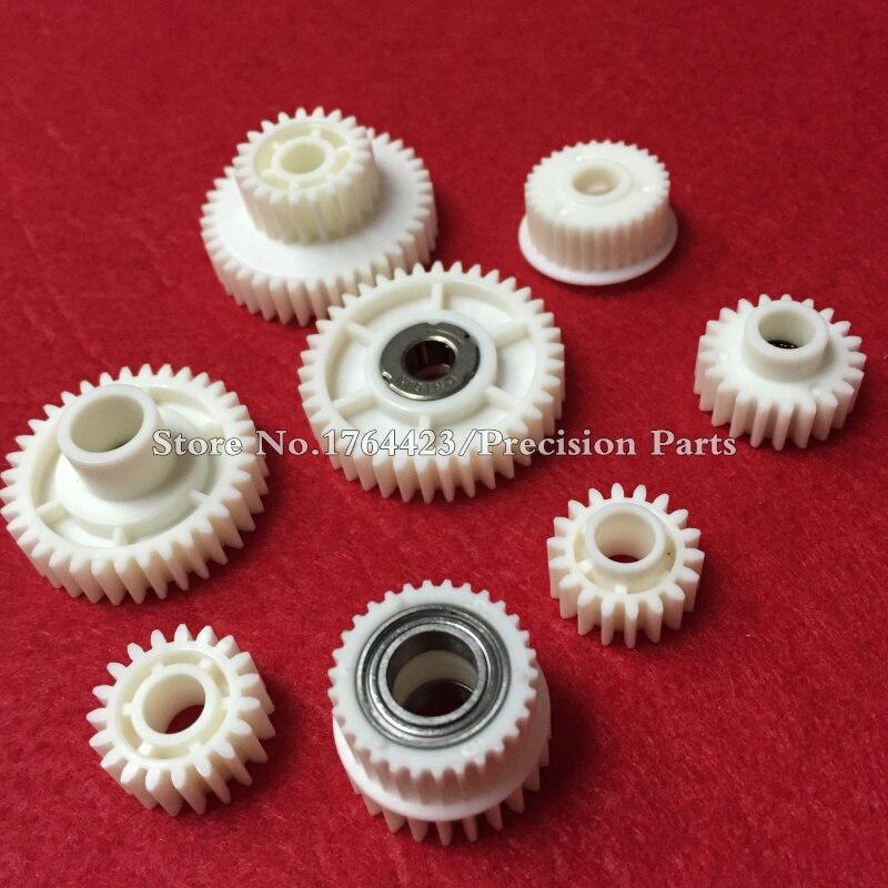 Gears For Ricoh 1060 1075 2051 2075 2075SP AB01 1491 AB03 0734 AB01 1466 AB01 1470