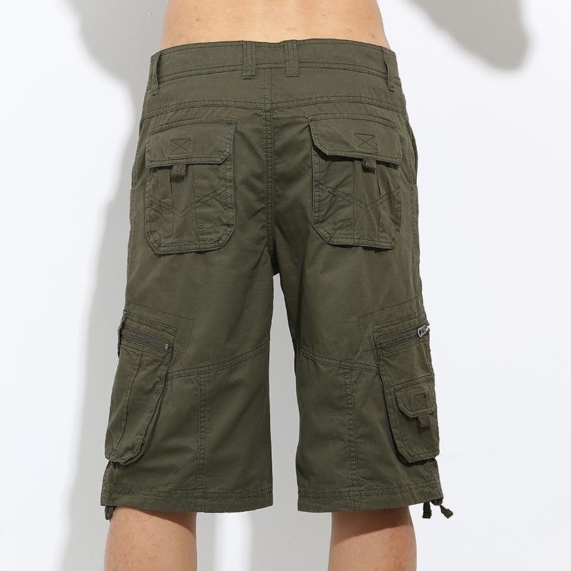 Mezza Militare Pantalon Gli 9