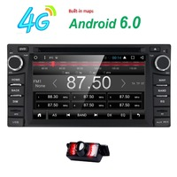Android 5 1 Quad Core RK3188 CPU 2 DIN Universal Radio Car DVD GPS Stereo For