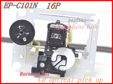 EP C101 EP C101N (16PIN) Optical pickup with Mechanism with Bead Turntable (DA11 16P) CD player DA11 laser lens EP C101