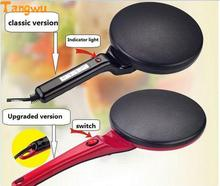 Free shipping Household electric baking pan Griddle Cake machine Crepe Makers & Pancake Makers