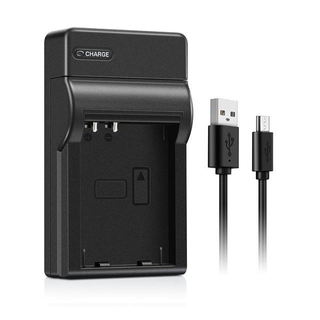 EN-EL15A cargador USB para Nikon D500 D600 D610 D7000 D7100 D7200 D750 D800 D800E D810 D810A 1V1 DSLR de batería de la cámara cargador