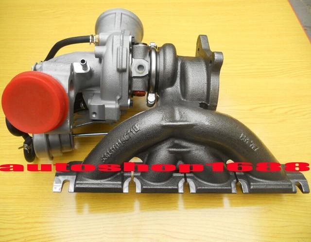 K03 53039880106 53039700106 Manifold Turbocharger Audi A4 B7 20