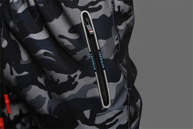 Camouflage Gyms Pants for Men  4