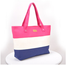 Canvas Big Beach Bag