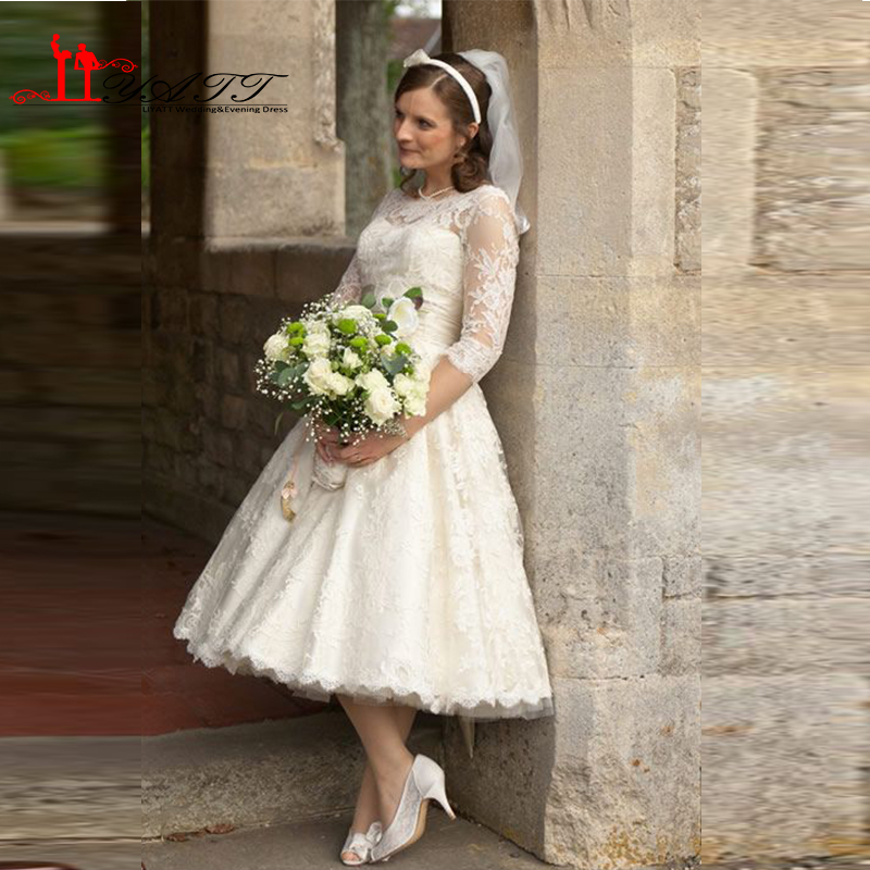 Compare Prices on Vintage Wedding Dress 50s- Online Shopping/Buy ...
