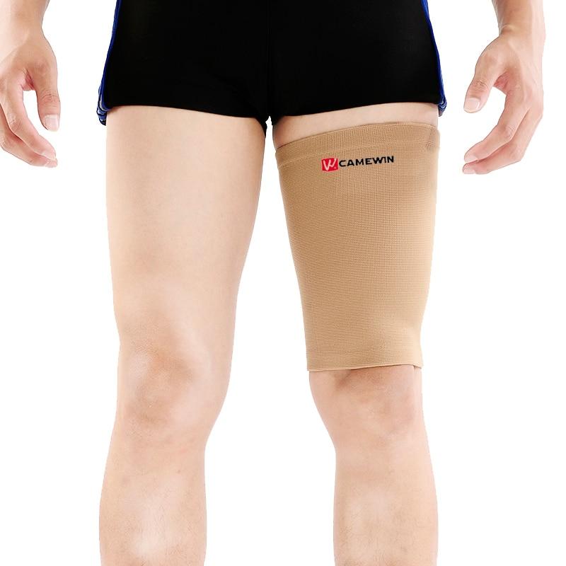 1 Pcs High Elasticity Thigh Guard Leg Support Pad CAMEWIN Brand Cycling Football Badminton Sports  Breathable Leg Protect Warm1 Pcs High Elasticity Thigh Guard Leg Support Pad CAMEWIN Brand Cycling Football Badminton Sports  Breathable Leg Protect Warm
