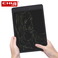 CHYI 12 Inch LCD Digital Writing Drawing Tablet Portable Electronic Graphics Board Graffiti Note Memo Message