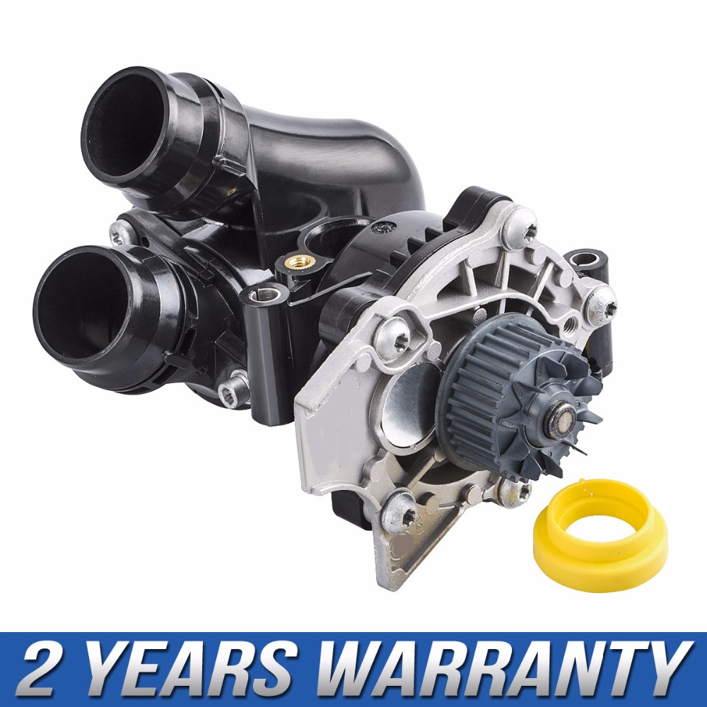 OEM Cooling Water Pump Thermostat Assembly For VW Golf Jetta GTI Passat Tiguan 2 0T 1