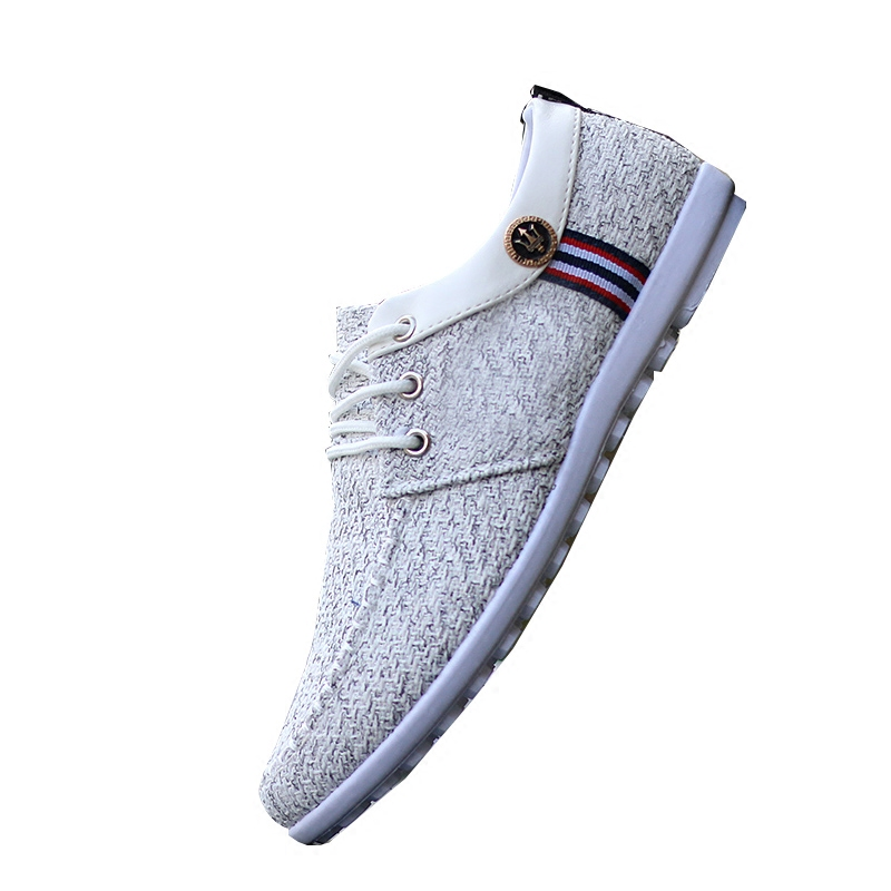 2019 men Casual Shoes mens canvas shoes for men shoes men fashion Flats brand fashion Zapatos de hombre 4