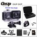 GitUP Git2P 90 градусов объектив экшн-камера 2 K Wifi Спорт DV Full HD 1080 P 30 m Водонепроницаемая мини видеокамера 1,5 дюймов Novatek 96660