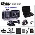 GitUP Git2P 90 градусов объектив экшн-камера 2K Wifi Спортивная DV Full HD 1080P 30m Водонепроницаемая мини видеокамера 1,5 дюймов Novatek 96660