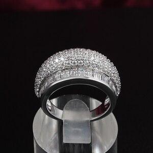 Großhandel preis gold farbe & white gold farbe österreichischen kristall ring frau mädchen mode weihnachtsgeschenk schmuck drop shipping anel