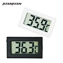 500 sztuk przez dhl fedex termometr zamrażarka miernik temperatury lodówka tester cyfrowy wyświetlacz LCD 10C 50C 10% Off