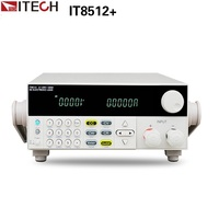 ITECH IT8512+ DC Programmable Electronic Load 120V 30A 300W 1mV 0.1mA
