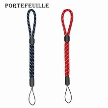 Portefeuille Adjustable Wrist Straps Hand Lanyard for Phones iPhone X Samsung Camera GoPro USB Flash Drives Keys PSP Accessories(China)