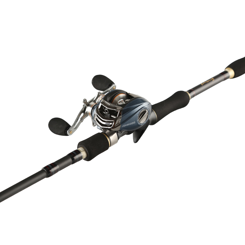 Casting fishing rod set with 9 1bb super light reel 185g for Fishing rod set
