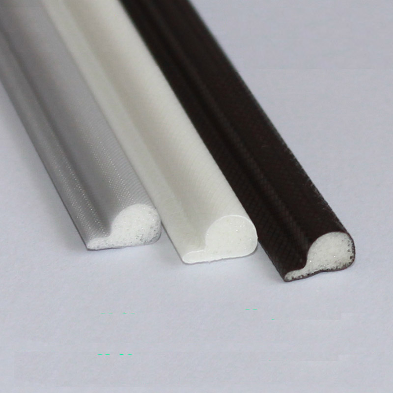 High Resilience Pe Wrap Pu Foam Adhesive Sealing Strip Door Window Seals Gasket 9mm X 5 5mm 9 White Brown In Strips From Home Improvement On