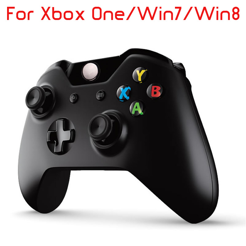 High Quality Brand New Wireless Controller for XBOX ONE for Microsoft XBOX One Controller with Wireless controller Receiver microsoft xbox one wireless controller ex7 00007