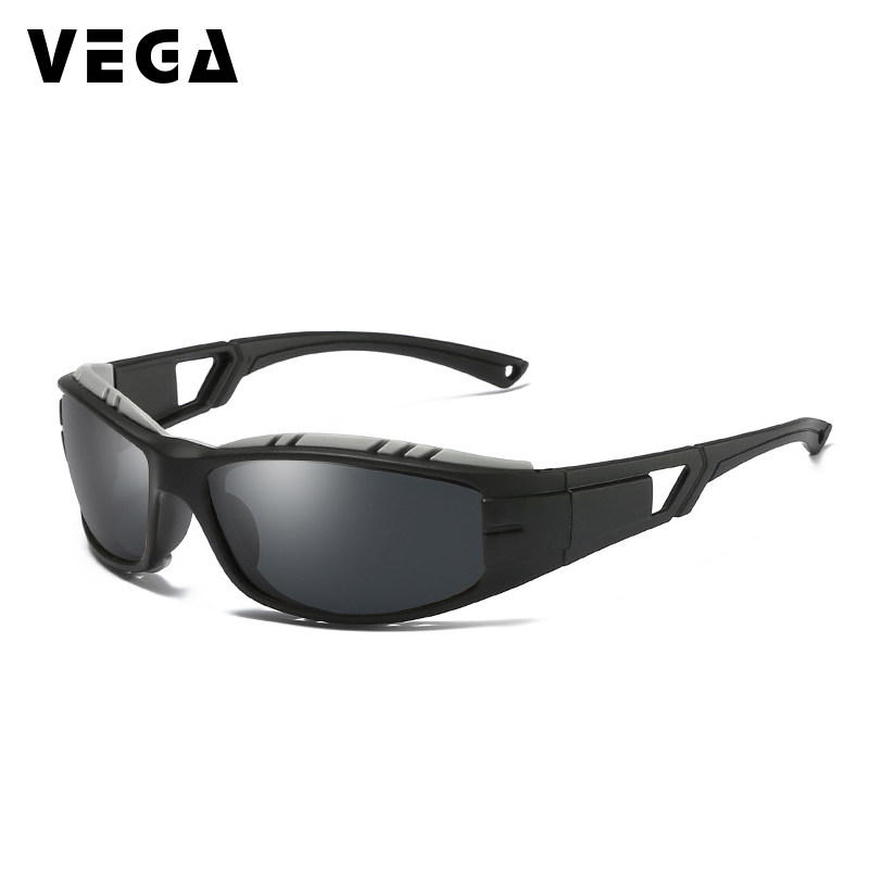 34c419e16d VEGA Eyewear 2018 Sports Glasses Men Women Sports Sunglasses Polarized  Fishing Sunglasses for Police Biker Running