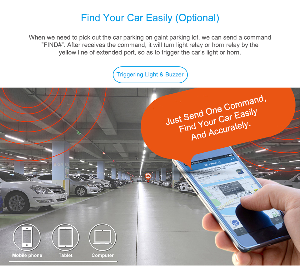 Hot Sale] Concox GT06E 3G GPS Tracker Real Time Tracking Device