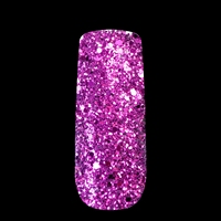 100g/bag Dazzling Sequins Dust Mix Nail Glitter Decorations DIY Nail Art Designs Acrylic UV Glitter Powder Makeup Tool Wholesale