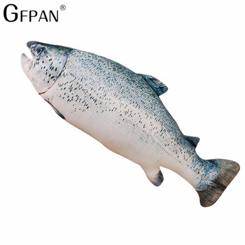 1pc 60cm Cute Simulation Weever Soft Plush Pillow Stuffed Animal Fish Toys Dolls Super Funny Gift For Kids Baby Children