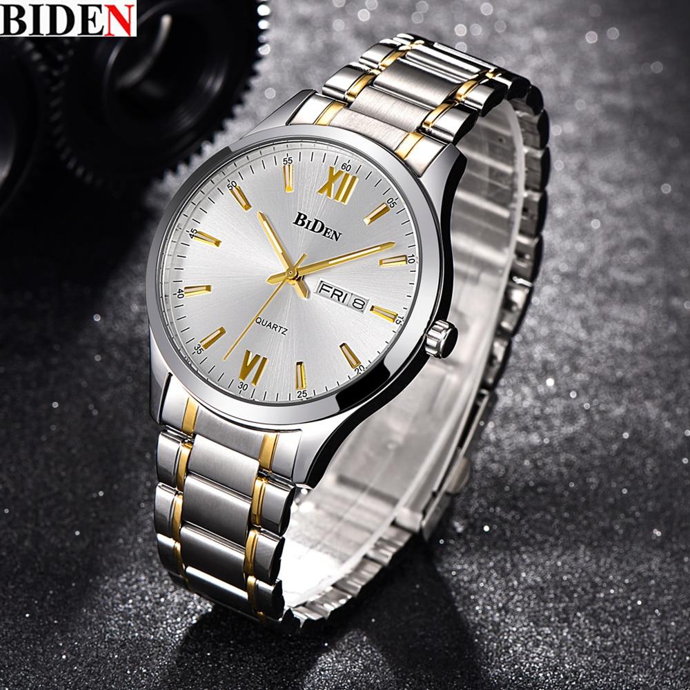 popular watch brands for men promotion shop for promotional biden brand 2016 wrist watch men watches luxury popular famous male clock quartz watch business quartz watch relogio masculino