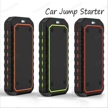 2016 New High Capacity Car Jump Starter Mini Portable Emergency Battery Charger for Petrol Diesel Car  Peak Current + SOS