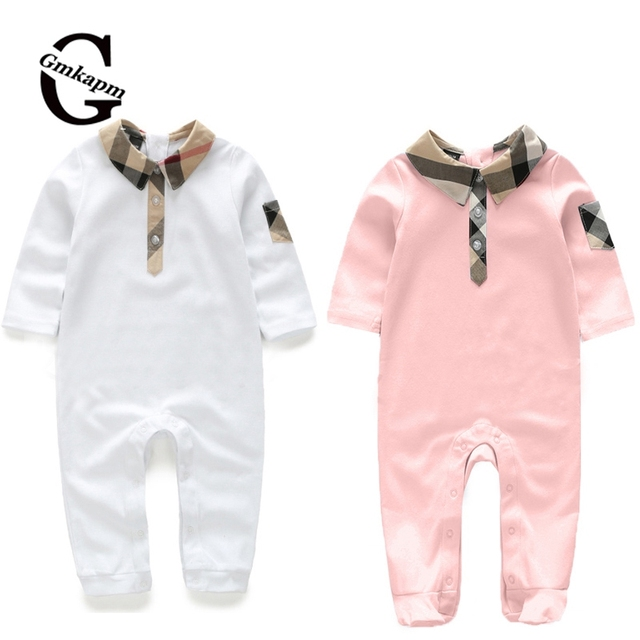 9e6754348bbe Baby Rompers Newborn Clothes 0 12 months Baby boy clothing Infant Baby  Girls Long Sleeve Jumpsuits 3 4 5 6 7 8 9 10 months-in Rompers from Mother    ...