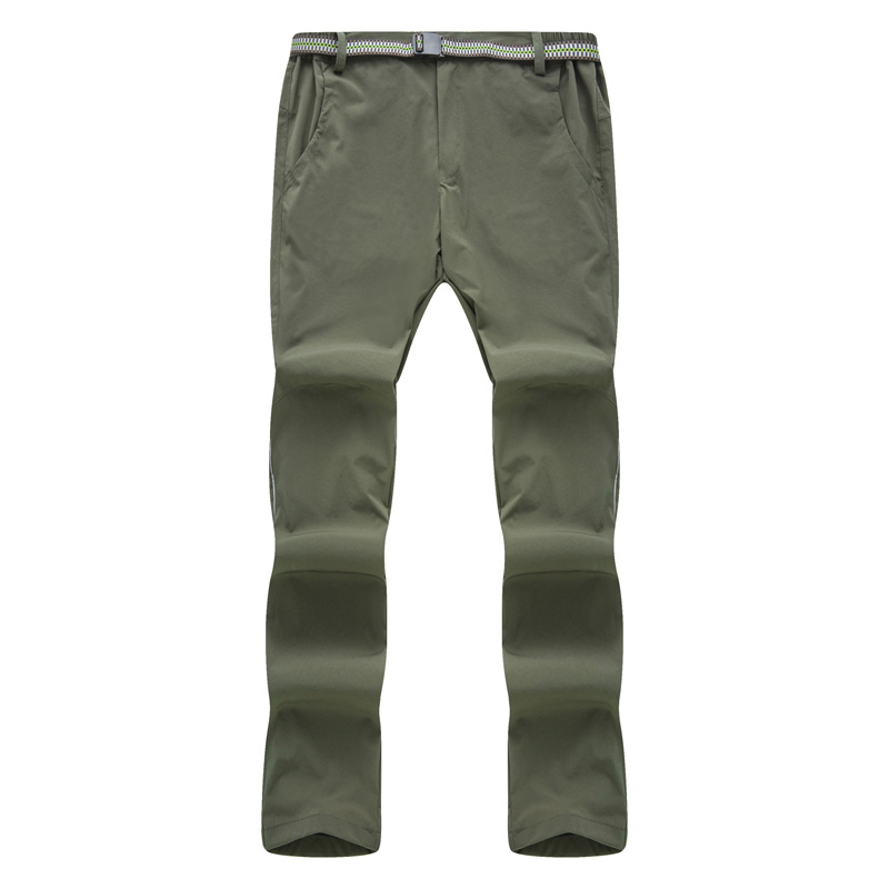 New Summer Movement Quick dry Pants Male Female Anti-UV Breathable Hiking Trousers Elastic Outdoor Sports Running Trekking Pants