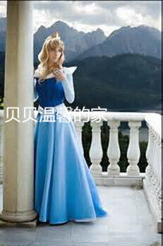 Sleeping Beauty Aurora Snow White Princess Ice Snow Queen Costume Cosplay Elsa&Anna Dress Adult Girls Cinderella Birthday Gift