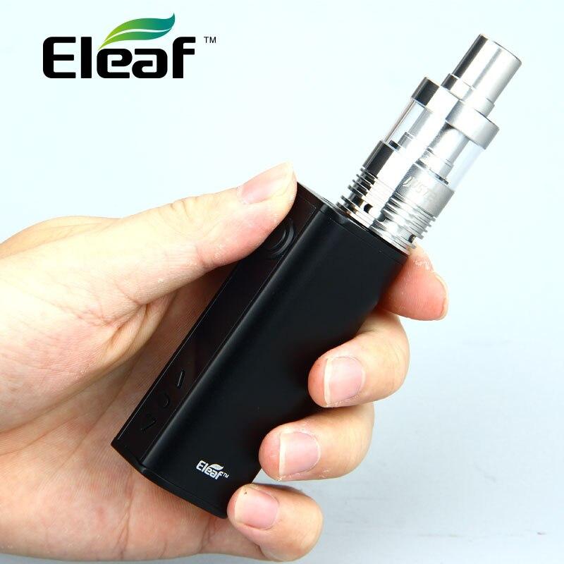 Original Eleaf W TC Starter Kit with iStick mAh Battery MOD