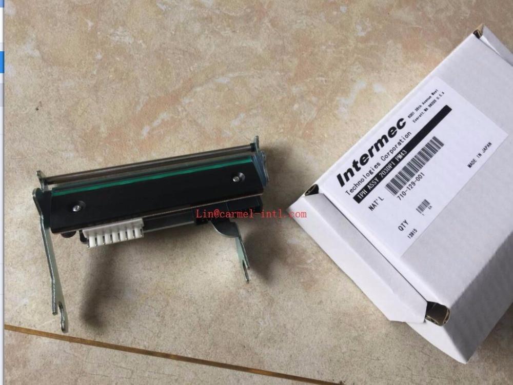 Intermec PM43 - Replacement Printhead Kit, 203 dpi, Compatible Printer Model PM43 710-129S-001 Thermal Printhead apply to intermec px6i 200 dpi bar code printer print head original 1 040084 040084 printer part printing accessories