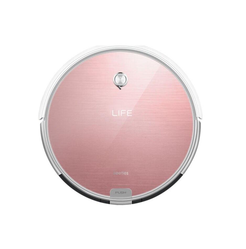 Original 2 in 1 ILIFE X620 Intelligente Roboter-staubsauger Reinigungsgeräte 450 ML Wassertank Nass Reinigen kostenloser versand
