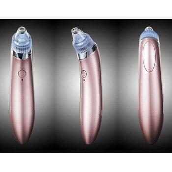 Healthsweet Beauty Electric Remover Blackhead Acne Dead Skin Deep Cleaning Skin Tool Vacuum Suck Out Blackhead Beauty Machine 10