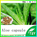 100% Natural herbal cápsula de Extrato de Aloe Vera 300 pçs/saco